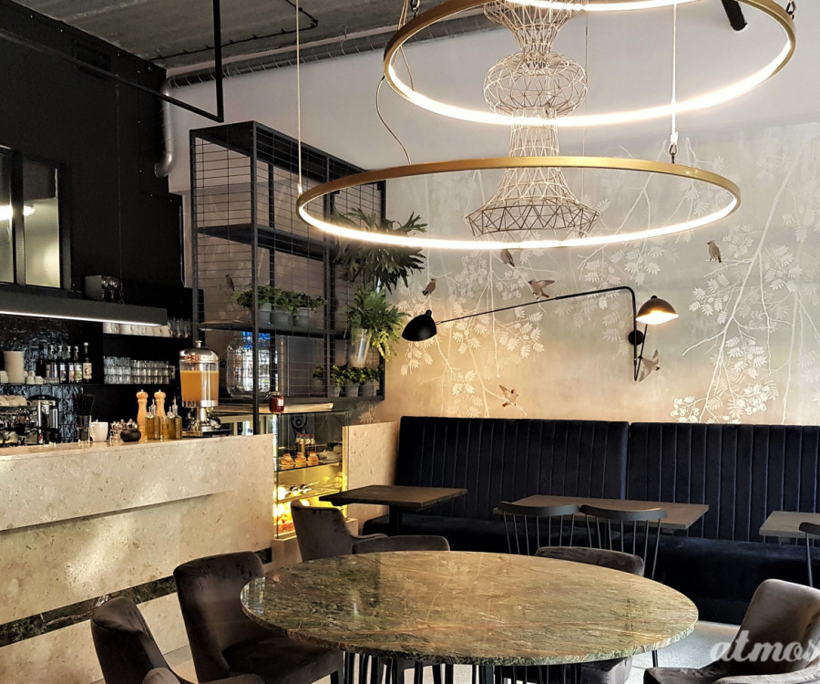 Restauracja LOFT79 w Toruniu